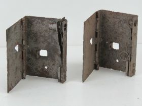 Two WWII British SOE No.3 pressure lease switches 'books'.