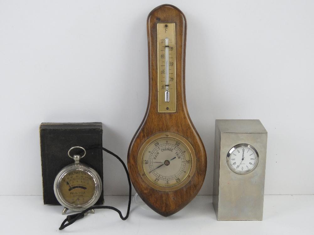 A Para-Volt voltmeter in original box. T