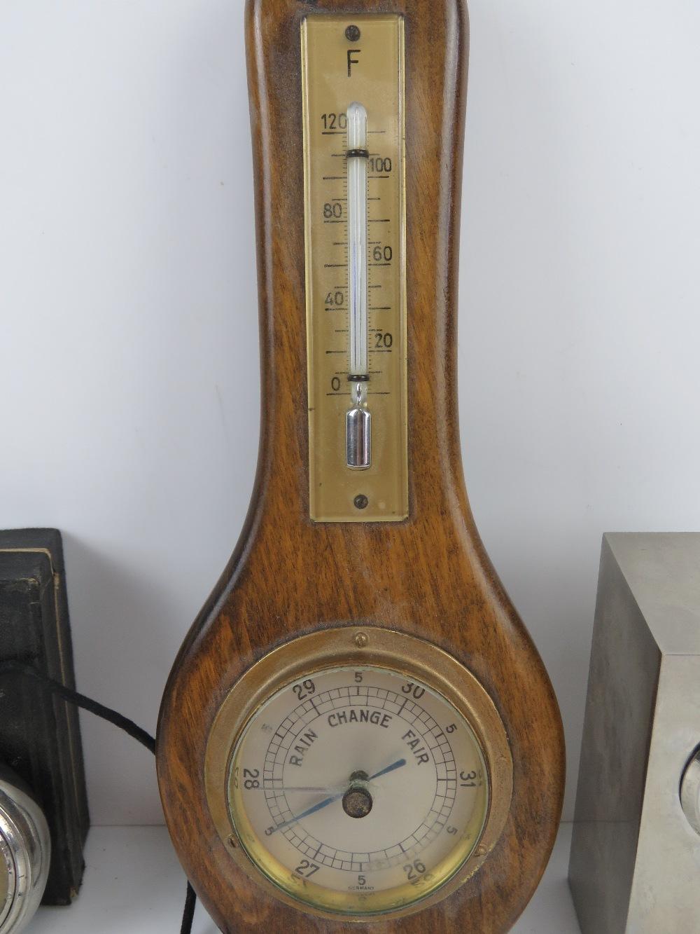 A Para-Volt voltmeter in original box. T - Image 2 of 5