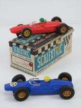 A Triang Scalextric Lotus MM (C67) in re