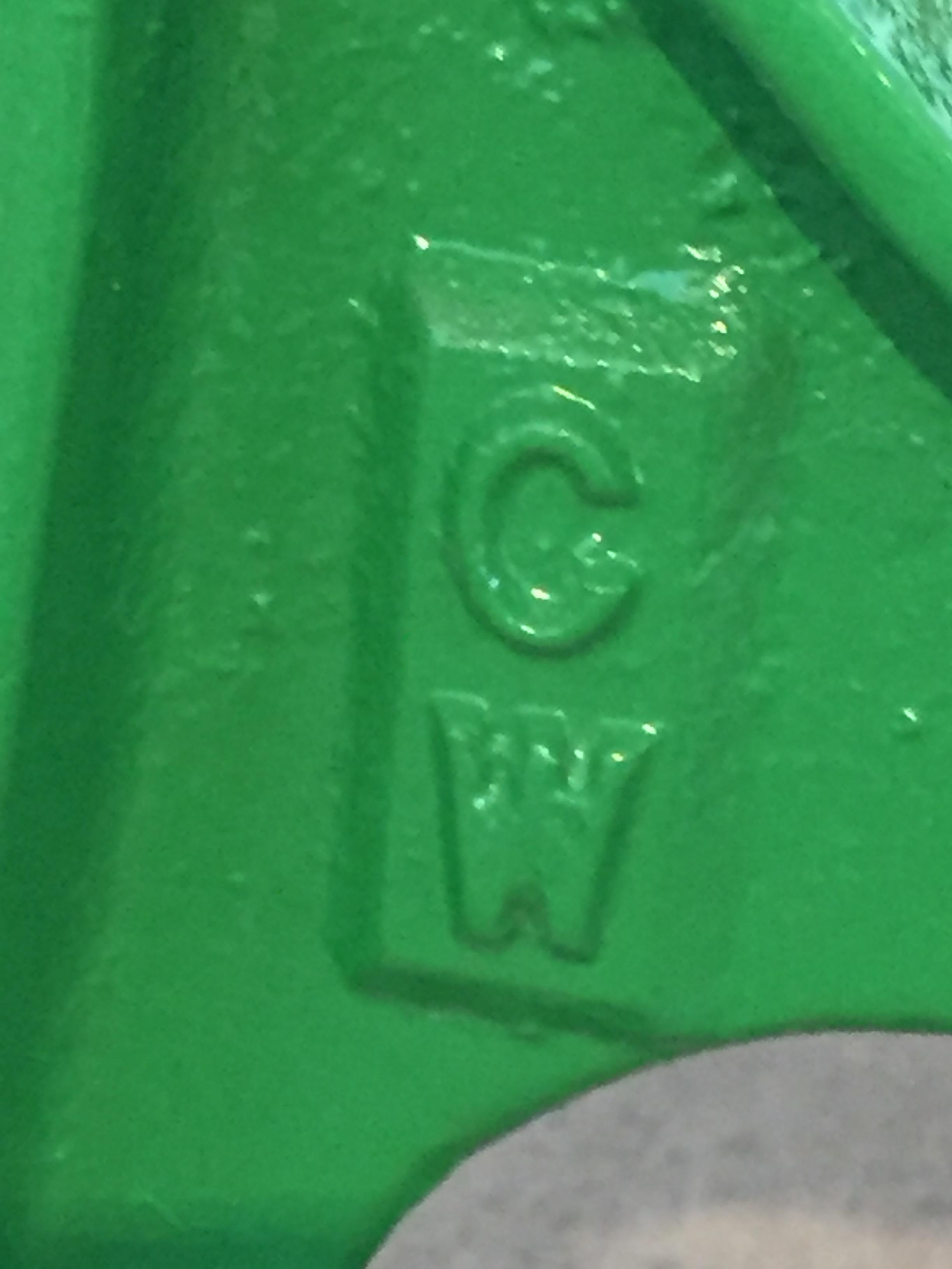 A West Sussex Oak and cast metal framed - Image 3 of 4