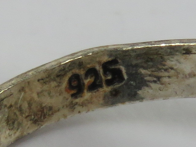 Silver and white metal jewellery includi - Image 6 of 6