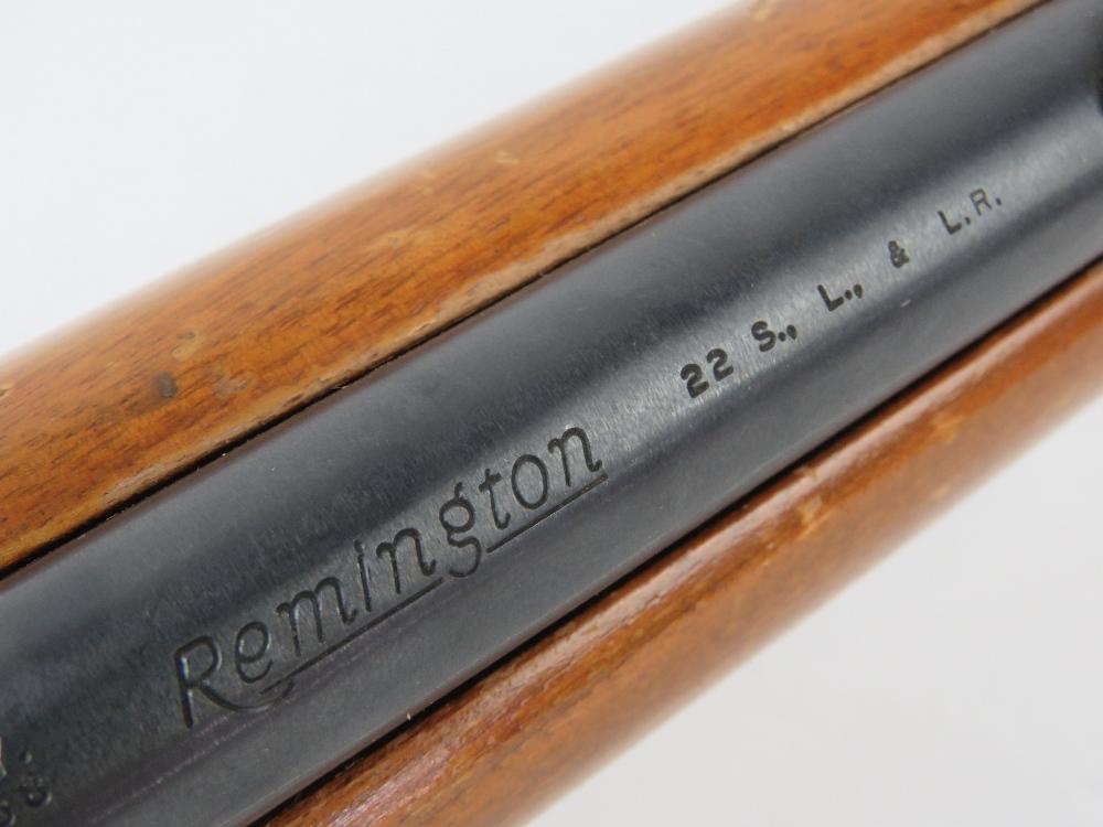 A deactivated Remington model 552 Speedmaster . - Image 5 of 6