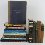 A quantity of military themed books inc; 'The Middle East, Secrets of the Ignigma War',