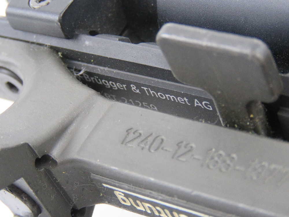 A Hakko Red Rot Combat Optic on Heckler and Koch quick detach STANAG claw mount. - Image 5 of 6