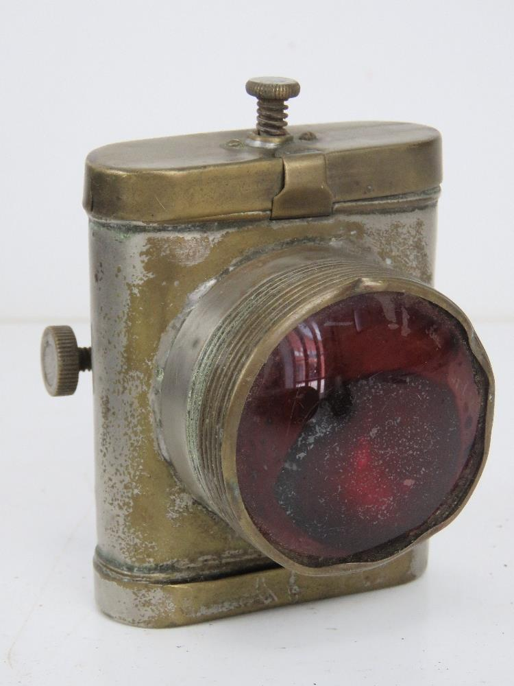 A large quantity of assorted lamps and torches inc bike lamps, Air Ministry signal lamp, - Image 13 of 19