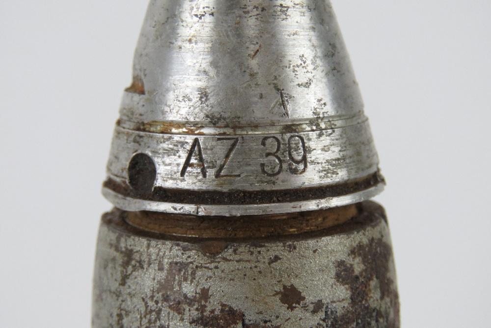 An inert WWII German 3. - Image 3 of 5