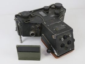A c1960s Vulcan bomber air to ground camera having broad arrow upon, type R88, ref no 14A/4260,