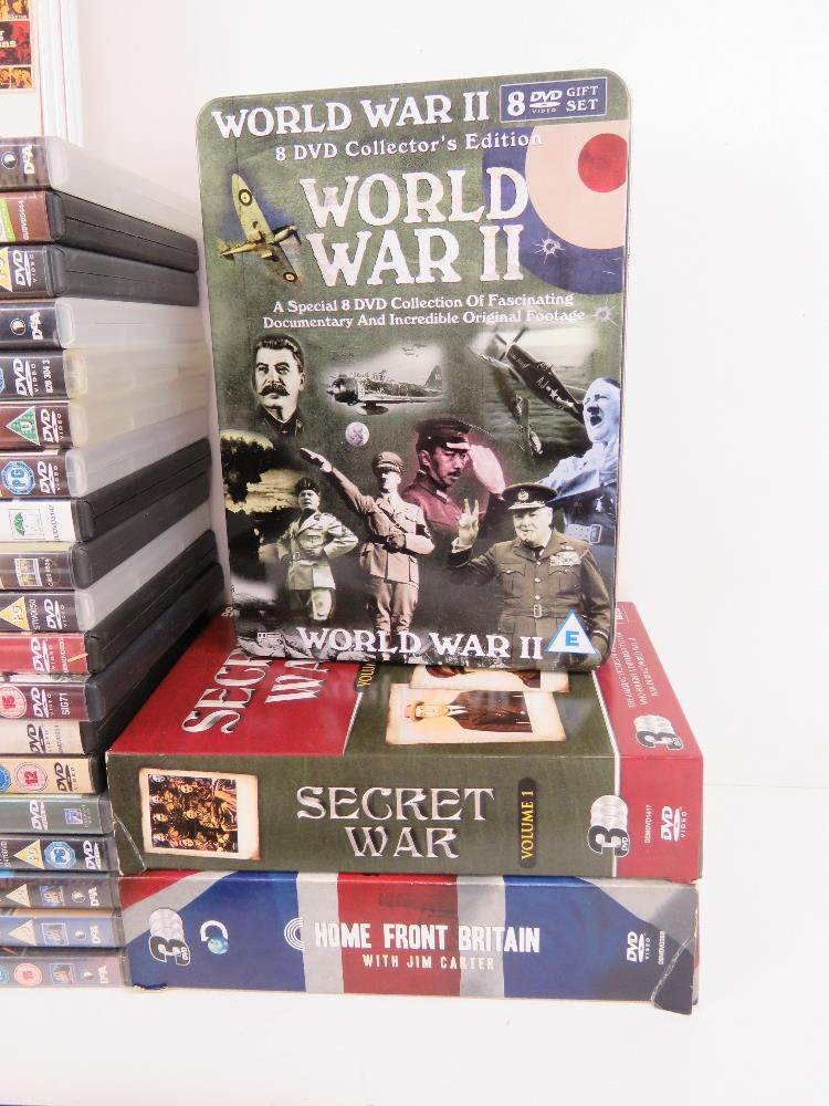 A quantity of Military / War themed dvds. - Image 9 of 9