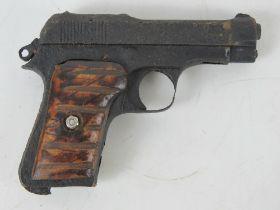 A Beretta Model 34. This battlefield rel