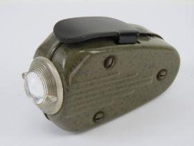 A WWII SOE Dynamo torch.