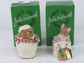 Royal Douton Beswick Beatrix Potter; Two