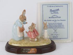 Royal Doulton Beswick Ware Beatrix Potte