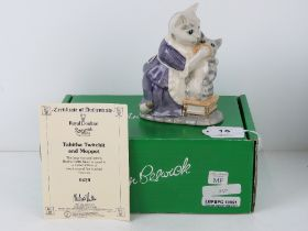 A Royal Doulton Beswick Ware, Beatrix Po
