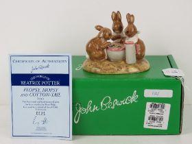 Royal Doulton Beswick Beatrix Potter; Fl