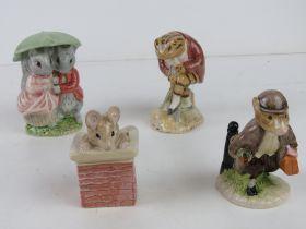 Royal Doulton Beswick Beatrix Potter; Fo