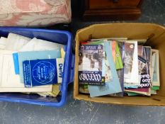 A QUANTITY OF MAPS, TOWN GUIDES ETC.