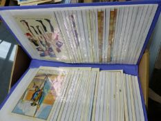 A QUANTITY OF EARLY 20th C. AND OTHER REAL PHOTO POSTCARDS ETC.