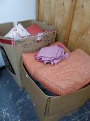 A LARGE QUANTITY OF CUSHIONS VARIOUS.