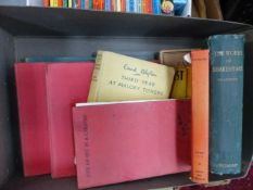 A QUANTITY OF VARIOUS VINTAGE AND LATER CHILDRENS BOOKS, AND PICTURE SHOW ANNUALS.
