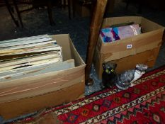 A QUANTITY OF VARIOUS LP RECORDS PRINCIPALLY CLASSICAL.