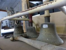 TWO HAND BELL AND ONE OTHER
