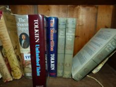 A LORD OF THE RINGS TRILOGY AND OTHER BOOKS