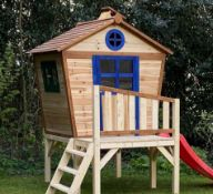 """A UNUSED UNOPENED """"WHACKY PLAYHOUSE"""" CHILD'S PLAYHOUSE"""