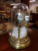 A SCHATZ ANNIVERSARY CLOCK.