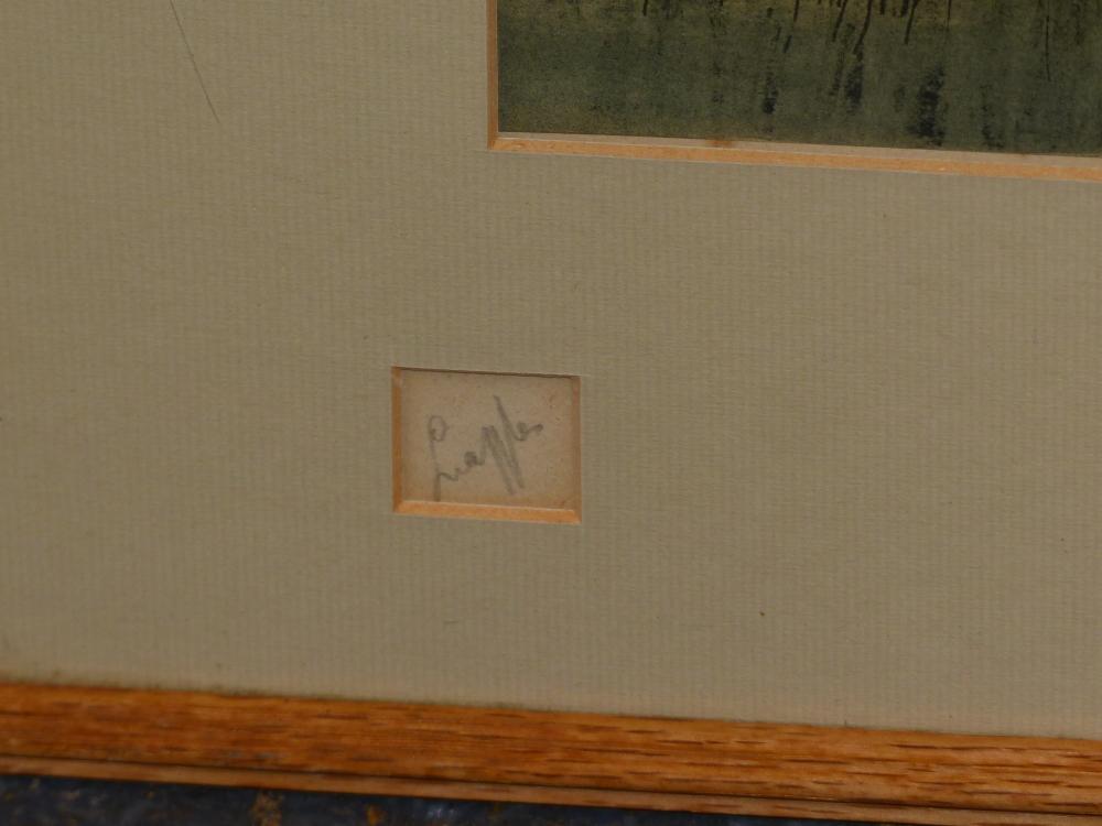 "SNAFFLES, CHARLES JOHNSON PAYNE (1884-1967) A PENCIL SIGNED COLOUR PRINT ""THAT FAR FAR AWAY ECHO""- - Image 4 of 10"