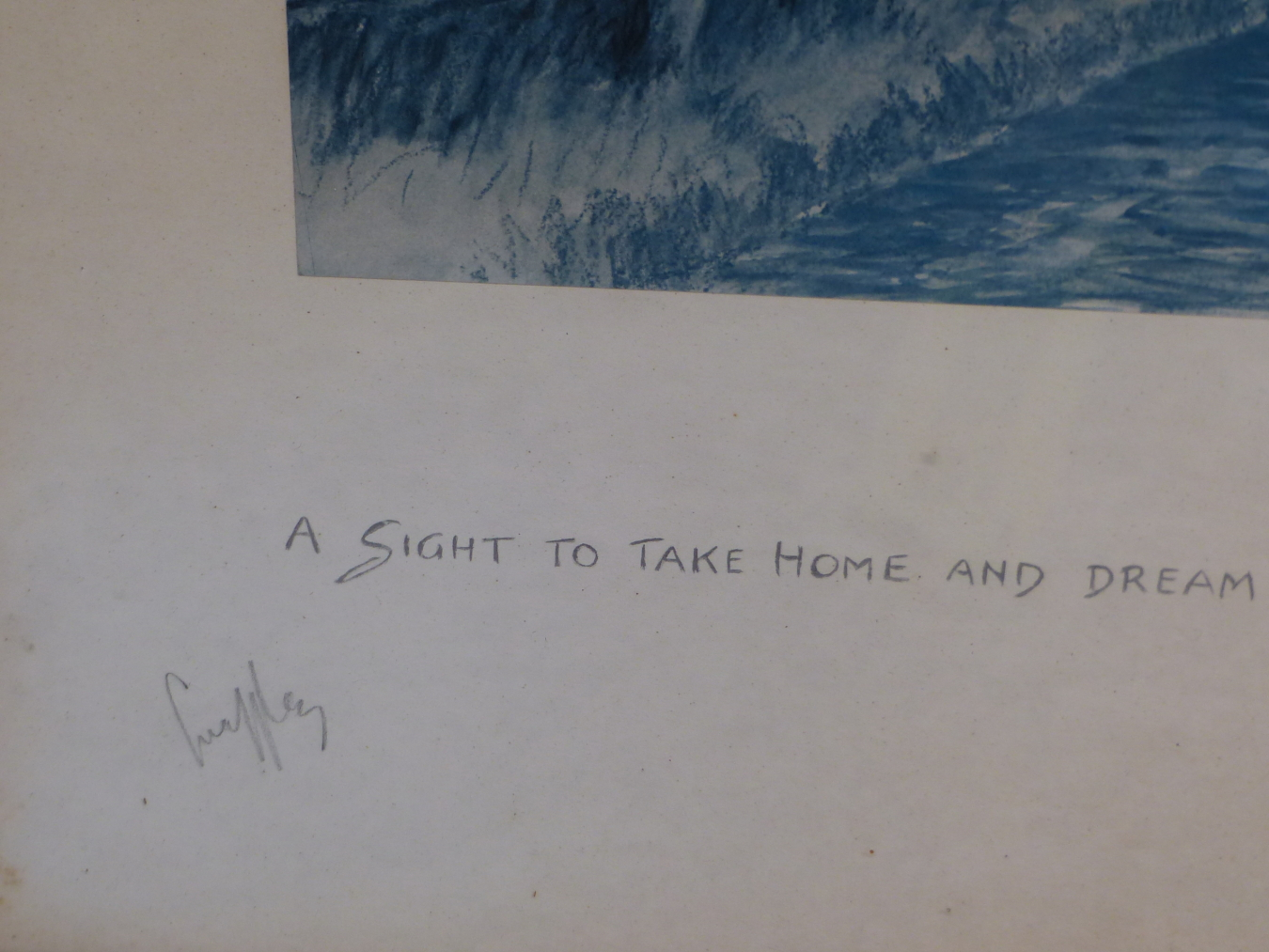 SNAFFLES, CHARLES JOHNSON PAYNE (1884-1967) A SIGHT TO TAKE HOME AND DREAM ABOUT. PENCIL SIGNED - Image 3 of 4