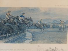 SNAFFLES, CHARLES JOHNSON PAYNE (1884-1967) A SIGHT TO TAKE HOME AND DREAM ABOUT. PENCIL SIGNED