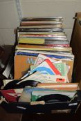BOX OF RECORDS, MAINLY POPULAR MUSIC