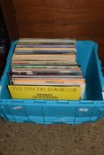 BOX OF LPS, MAINLY JAZZ
