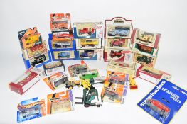 QUANTITY OF BOXED LLEDO DAYS GONE BY MATCHBOX CARS