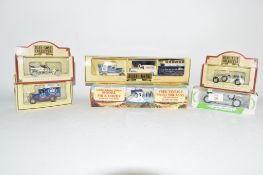 NUMBER OF DAYS GONE BY MINIATURE CARS IN ORIGINAL BOXES