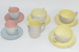 BRANKSOME CHINA PART TEA SET