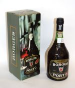 1 bottle Borges Old Tawny Port (boxed)