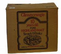1970's Glenmorangie Carton (empty)