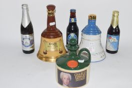 WADE DECANTERS BY ARTHUR BELL AND OTHERS