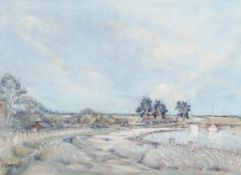 Desmond Cossey (born 1940), Farm and buildings at Burnham Norton, North Norfolk and Leaving Blakeney