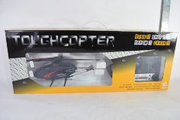 """""""TOUGHCOPTER"""" REMOTE CONTROL HELICOPTER, BOXED"""