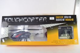 """BOXED """"TOUGHCOPTER"""" REMOTE CONTROL HELICOPTER"""
