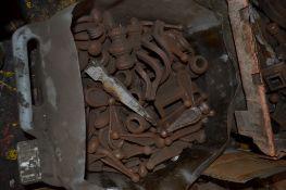 Tub metal castings