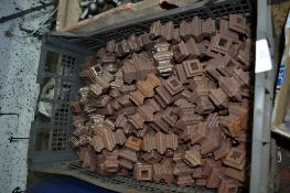 Box decorative castings