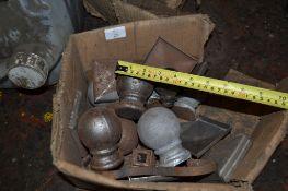 Box castings, mixed