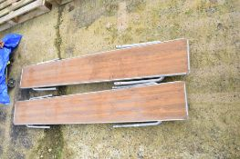 CAMPING BENCHES