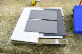 MARBLE SLABS AND TILES
