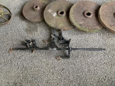 Antique Wheelwrights Clamp