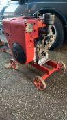 Norton Villiers stationary Engine